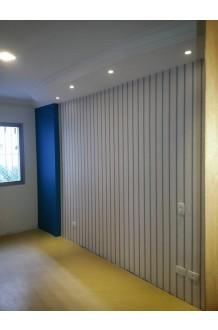 Instalação de Papel de parede realizada Pela Requinte Brasil