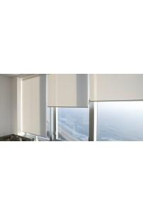Monte sua Persiana - Rolô Screen - Of white | Indicada para compor peças para fechamento de sacada